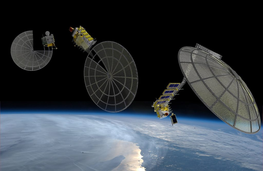 NASA funded Made in Space to develop Archinaut, a technology platform that enables autonomous manufacture and assembly of spacecraft systems on orbit. Credit: Made in Space