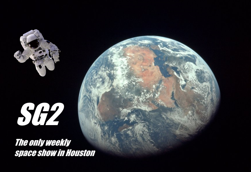 SG2 On Space Radio